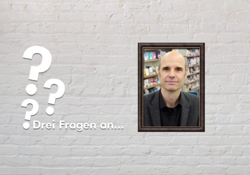 Drei Fragen an Thomas Gill