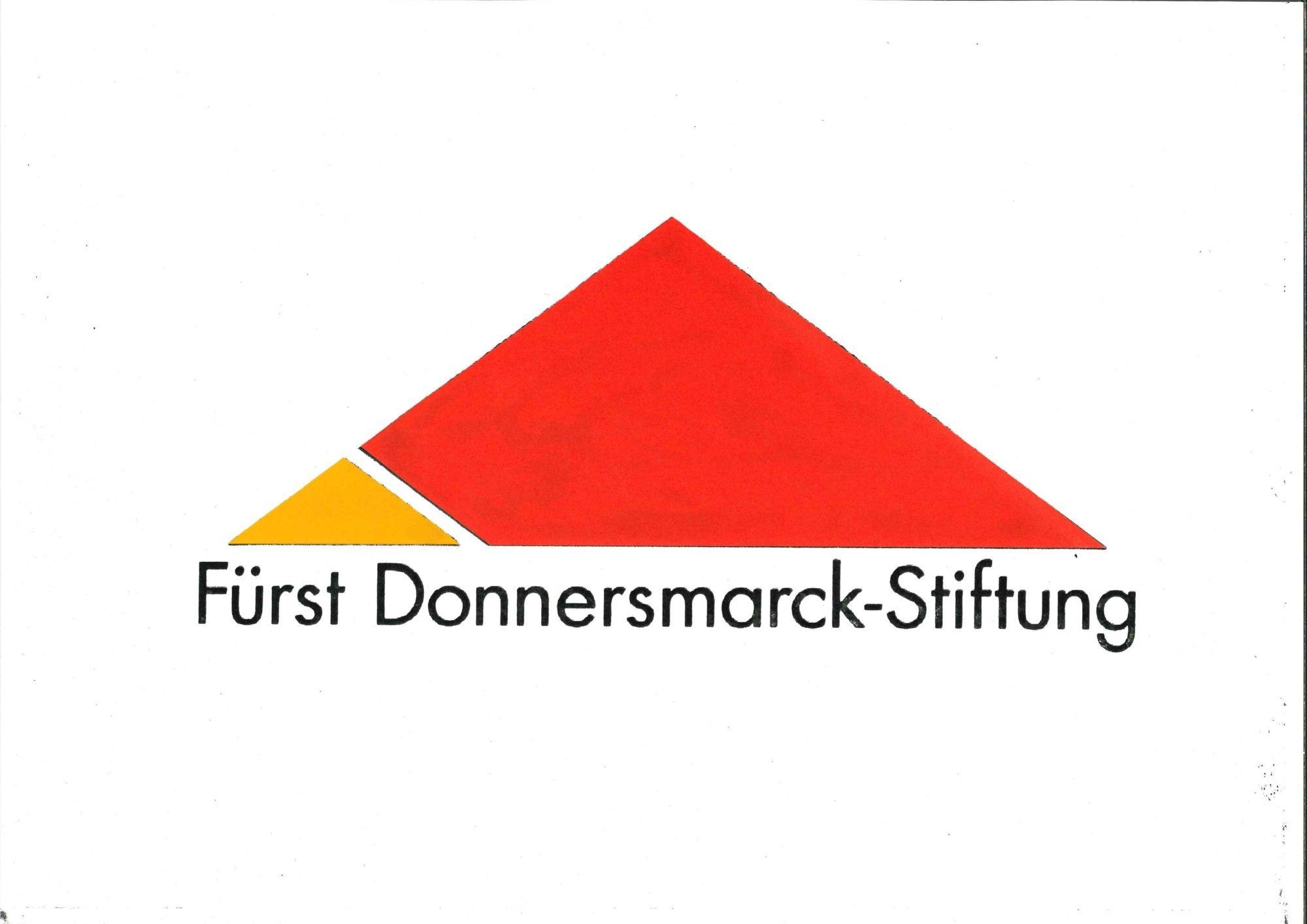 Das Bild zeigt den ersten Entwurf des Logos der FDST.