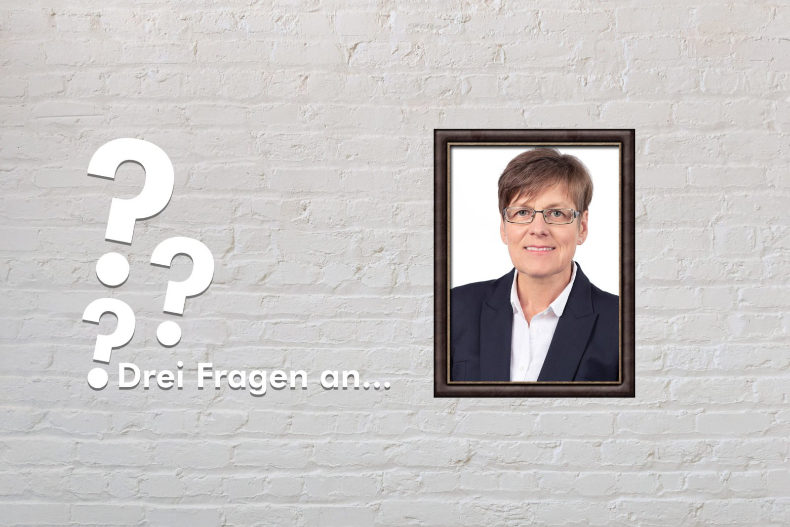 Titelbild Drei Fragen an Barbara Eschen