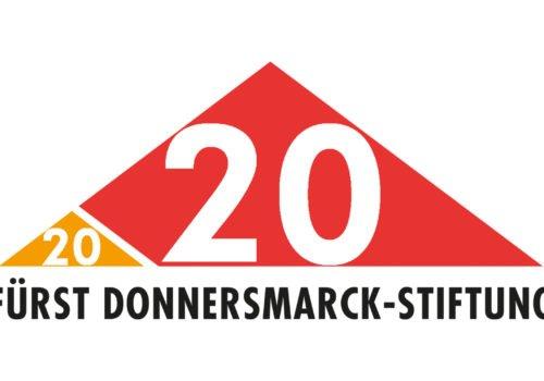 Das Bild zeigt das Logo der Stiftung mit der Aufschrift 2020